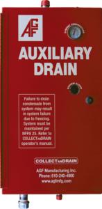 AGF's Model 5450 Self-Maintaining Auxiliary Drain